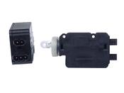 BMW Trunk Lock Vacuum Actuator - VDO 67118353000