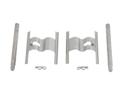 Porsche Disc Brake Hardware Kit - Genuine Porsche 95535296000