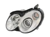 Mercedes Headlight Assembly - Hella 2098201161