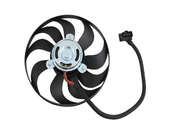 Audi VW Cooling Fan Motor - Nissens 1J0959455M
