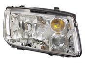 VW Headlight Assembly - Hella 1J5941018BH
