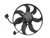 VW Cooling Fan Motor - Behr 1K0959455EA