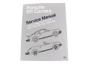 Porsche Repair Manual - Bentley P989