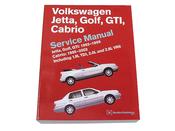 VW Repair Manual - Bentley VG99