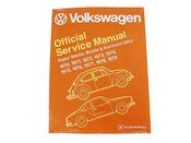 VW Repair Manual - Bentley V179