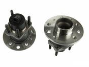 Saab Wheel Hub Assembly - SKF BR930227