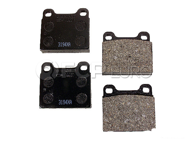 Brake Pad Set - Textar 2075506