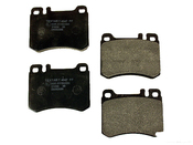 Mercedes Brake Pad Set - Textar 0014208520