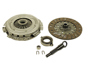VW Clutch Kit - Amortex KF19302