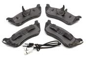 Mercedes Brake Pad Set - Akebono 163420142041