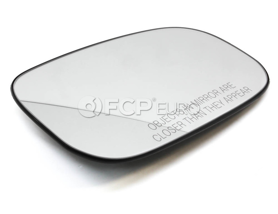 Volvo Door Mirror Glass - Genuine Volvo 30716484
