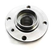BMW Wheel Bearing and Hub Assembly - Meyle 31211129576