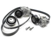 BMW Accessory Drive Belt Kit - 11287636379KT1