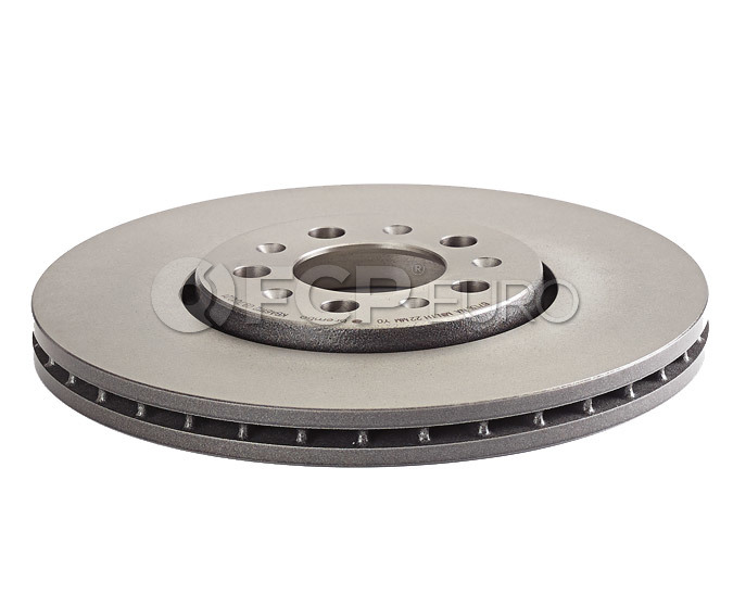 VW Brake Disc - Zimmermann 6R0615301A