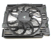 BMW Auxiliary Fan Assembly - Mahle Behr 64546921395