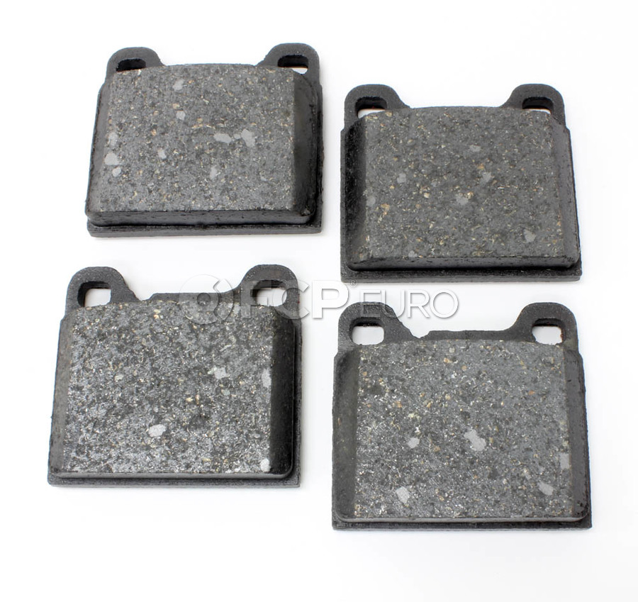 Volvo Brake Pad Set - Genuine Volvo 31261185