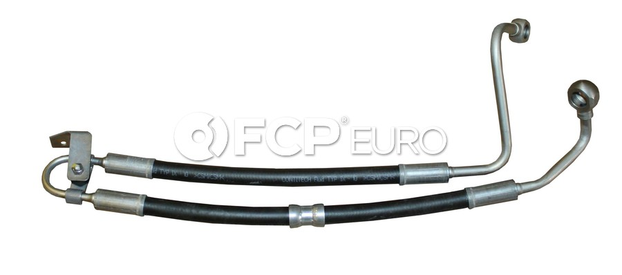 BMW Power Steering Pressure Hose - OEM Rein 32412229797