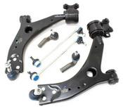 Volvo Control Arm Kit 6-Piece -Meyle KIT-P1CAKIT2MY2
