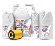 BMW Oil Change Kit (E60 E65 E66 E70) - Pentosin/Mann 11427542021KT1