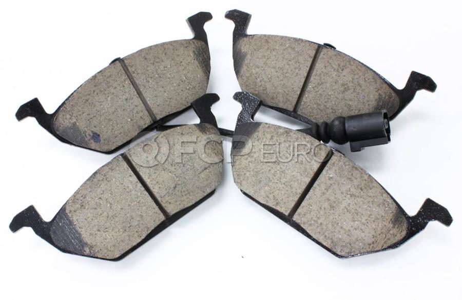 VW Brake Pad Set - Akebono 1J0698151G