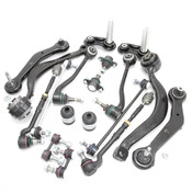 BMW 20-Piece Control Arm Kit - Lemforder E5320PIECEKITL