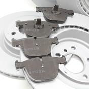 BMW Brake Kit - ATE/Akebono 34116785675KTFR1