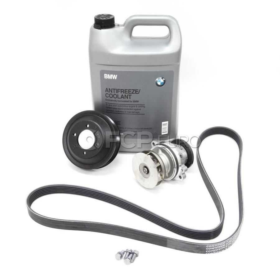 BMW Water Pump Replacement Kit - 240432AKT