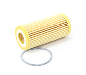 Audi Porsche VW Oil Filter Kit - Mann HU6013Z