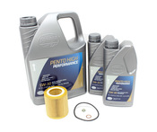 BMW 5W30 Oil Change Kit - 11427953129KT1