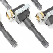 BMW Ignition Coil Kit (Set of 6) - Bosch 12131726177X6