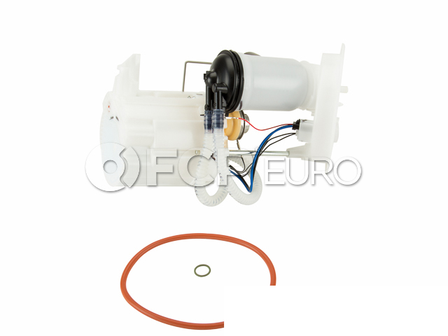 BMW Fuel Filter and Fuel Pump Assembly - Genuine BMW 16117243975