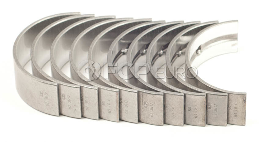Volvo Main Bearing Set - Glyco 271237
