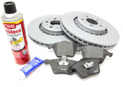 Volvo Brake Kit - Zimmermann KIT-516342