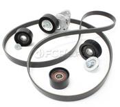 Mercedes Drive Belt Kit - Gates 517045