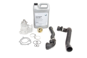 BMW Water Pump and Thermostat Kit - 11517838118KT