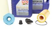 VW Audi Oil Change Essentials Kit 5W-40 - Liqui Moly 535541