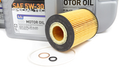 BMW Oil Change Kit 5W-30 - Liqui Moly 11427511161KT.LM