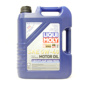 BMW 5W40 Oil Change Kit - Liqui Moly 11427512300KT8