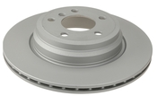 BMW Brake Disc - Zimmermann 34216864899
