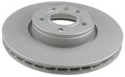 VW Brake Disc - Zimmermann 7M3615301