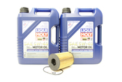 BMW Oil Change Kit 5W-40 - Liqui Moly 11427583220KT.LM