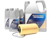 BMW Oil Change Kit (E38 E39 E53) - Pentosin/Mann 11427510717KT6