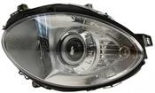 Mercedes Headlight Assembly - Hella 2518201661
