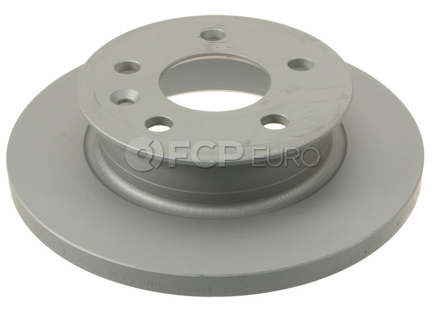 Volkswagen Brake Disc - Zimmermann 251407615