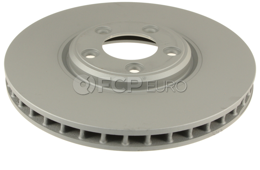 Jaguar Brake Disc - Zimmermann C2C8354