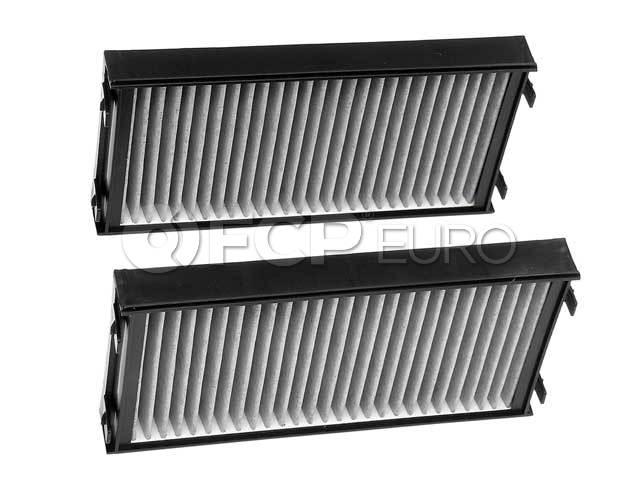 BMW Cabin Air Filter Set - Corteco 64119248294