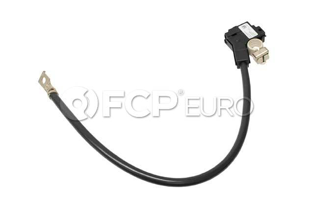 BMW Battery Lead Negative IBS - Genuine BMW 61219302358