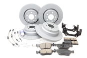 Volvo Big Brake Upgrade Kit 302MM - Zimmermann KIT-509417