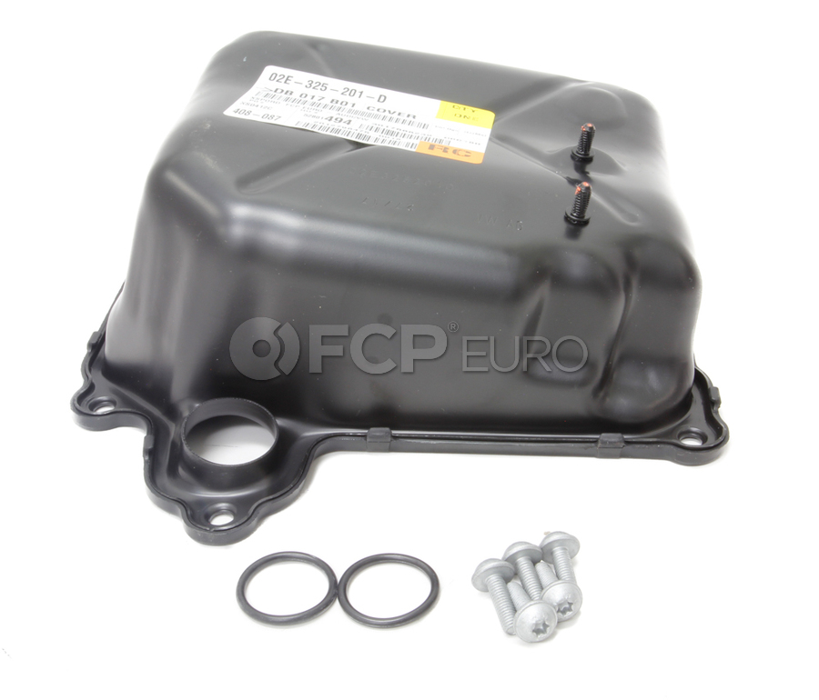 VW DSG Transmission Oil Pan Kit - Genuine VW Audi 02E325201DKT1