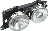 BMW Headlight Assembly Left (E32) - Hella 63121391257